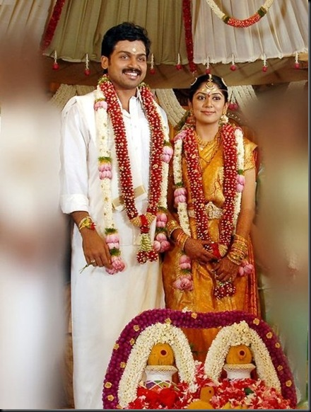 July 3 Actor Karthik Sivakumar Marriage with Ranjani