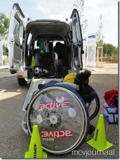 Dacia Dokker rolstoelvervoer 01