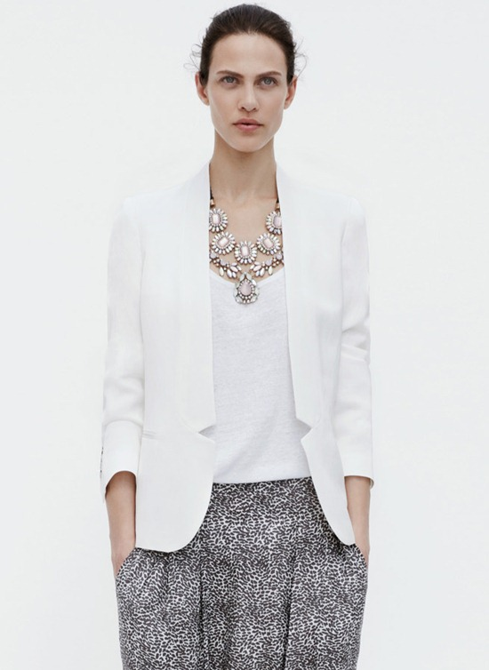 zara june2012 lookbook