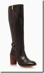 KG Leather Knee High Boot