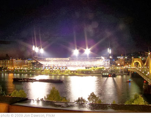 'PNC Park' photo (c) 2009, Jon Dawson - license: http://creativecommons.org/licenses/by-nd/2.0/
