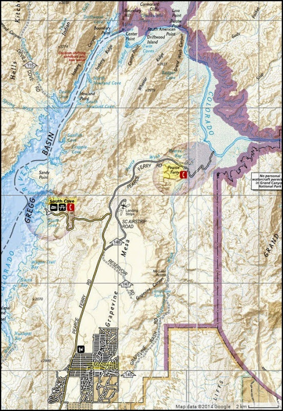 MAP-Pierce Ferry