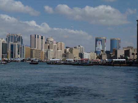 Obiective turistice Dubai: canalul Creek