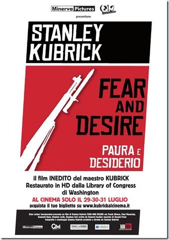 Fear and Desire - Paura e desiderio – Opera prima ritrovata