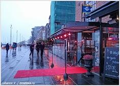 На улицах Осло. Норвегия.