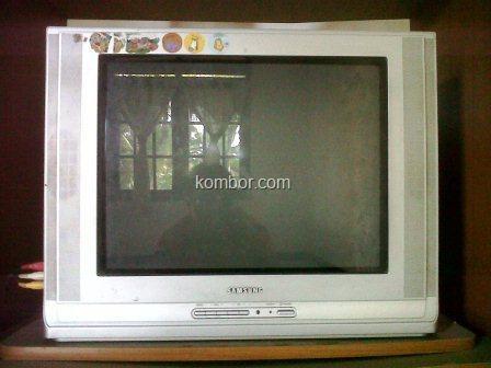 flat tv samsung -