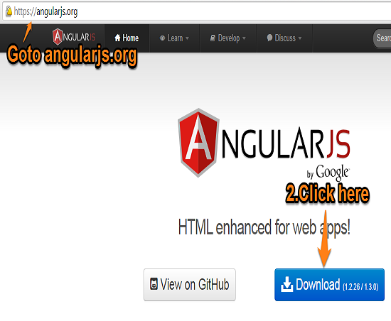 angularjs-website