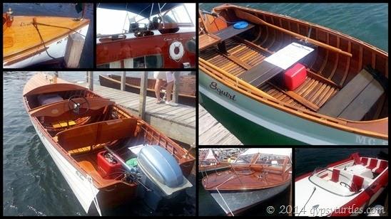 Antique Wooden Boat Show2