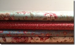 French General Fat Quarters