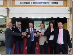 D.O. UTIEL REQUENA MOSTRA VINS