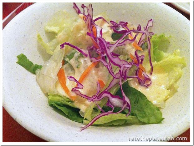 Meiko Sushi Salad