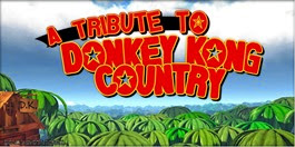 A tribute to donkey kong Country - Snes Remake-Capa