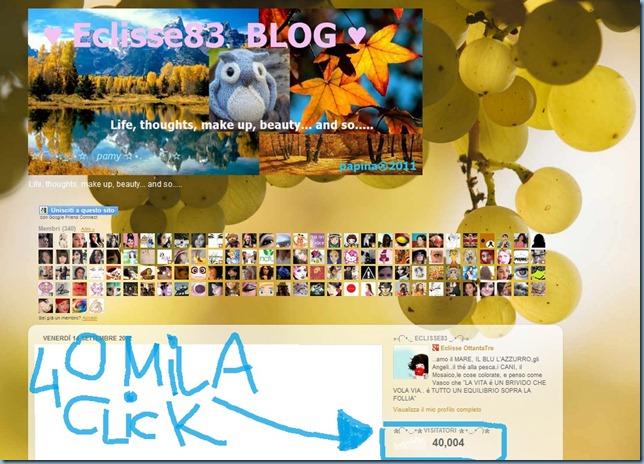 blog  40 mila