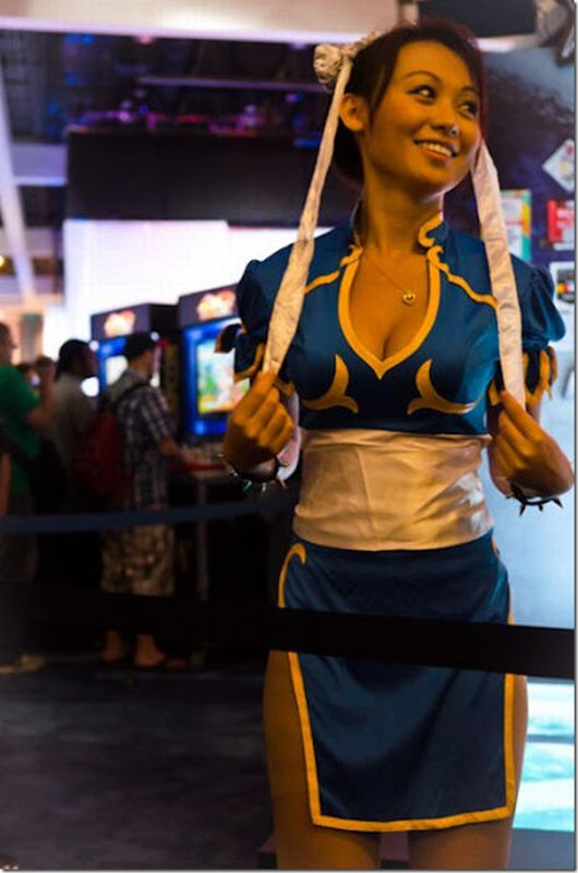 As garotas da Hottest E3 2011 (1)