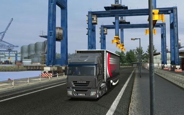 Juegos de Camiones UK Truck Simulator review