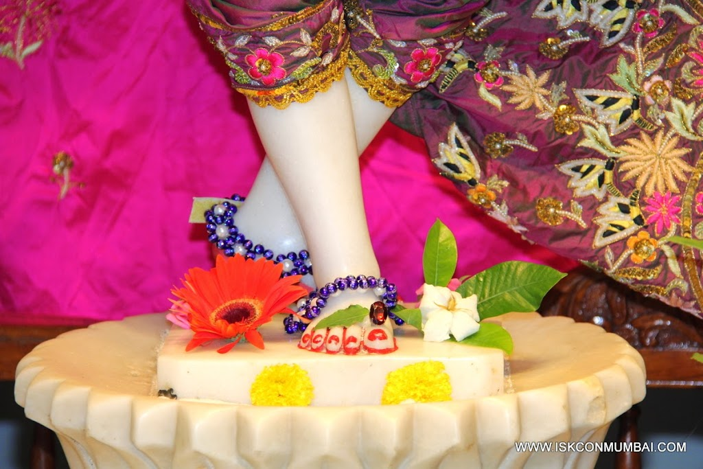 Lotus Feet Of Nityananda
