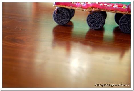Edible Mars Rover