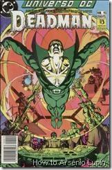 P00016 - Universo DC  por Jiman #1