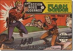 P00022 - Heroes Modernos Serie B