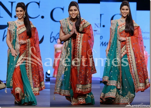 Sakshi_Tanwar_Shaina_NC_Half_and_Half_Saree(2)