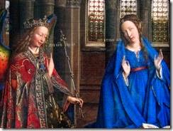 annunciation-by-jan-van-eyck