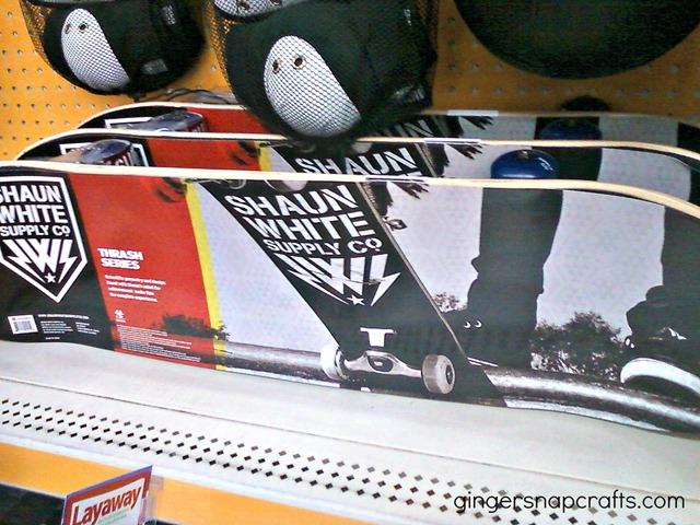 Shaun White Skate Board
