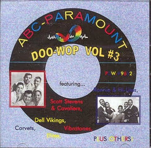 ABC-Paramount Doo-Wop - v3 - (Front Cover)