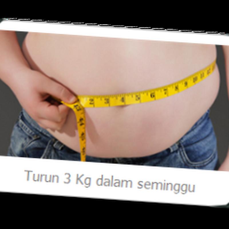 Turun 3 kg dalam Seminggu