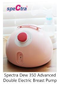 Spectra Dew 350 Double Electric Breast Pump Ratings.jpg