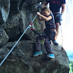 Klettern am 06.07.14 mit Anna, Markus, Barbara, Johannes