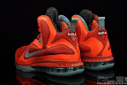 lebron9 allstar galaxy 65 web black Nike LeBron 9 All Star aka Galaxy Unreleased Sample