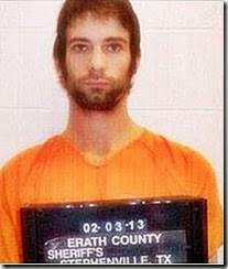 Eddie Ray Routh - arrest mug shot 2-3-13
