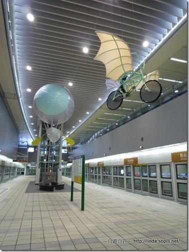 台北捷運內湖線‧松山機場站&內湖站14