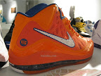 nike air max lebron 7 pe hardwood hyperfuse 1 02 Yet Another Hardwood Classic / New York Knicks Nike LeBron VII