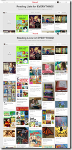 Reading Lists for EVERYTHING! on Pinterest