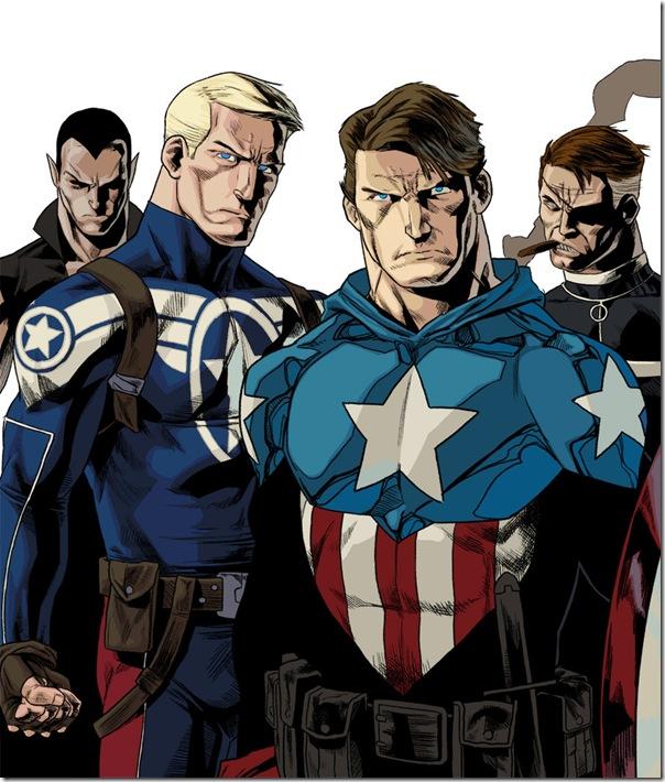 Nick Fury,Nicholas Joseph,Samuel L. Jackson, David Hasselhoff (23)