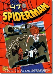 P00048 - Coleccionable Spiderman #47 (de 50)