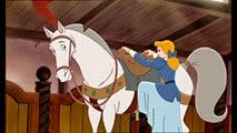 2-07 le cheval de Cendrillon