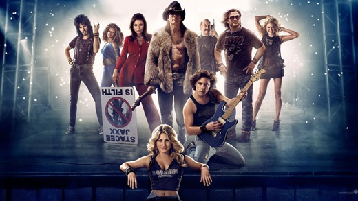 Rock of Ages audio latino