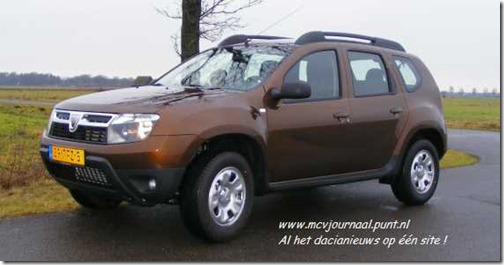 Dacia Duster Marten en Hennie 01