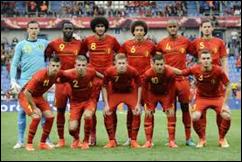 Selección de Bélgica, Mundial Brasil 2014