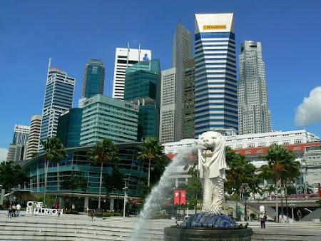 Singapore: Merlion