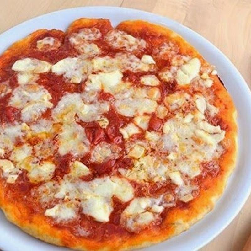 Πίτσα με τυρί