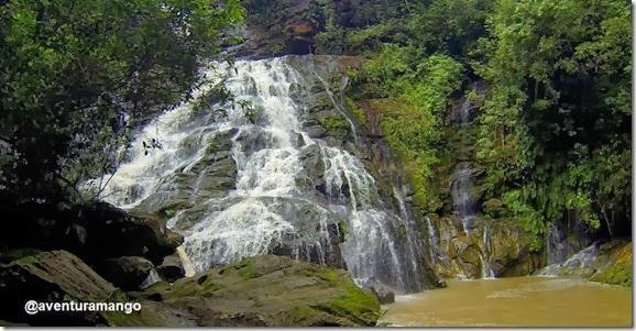 Cachoeira de Dona Luiza - Riachão, MA