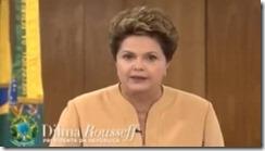 Dilma Roussef perde popularidade.Jun.2013