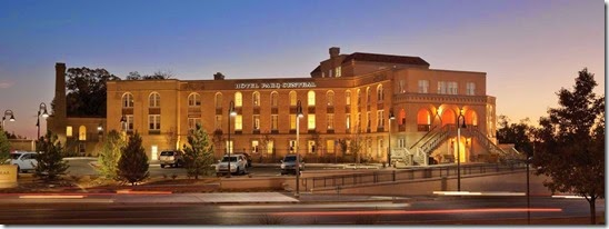 Parq Central Hotel Albuquerque Main Hotel