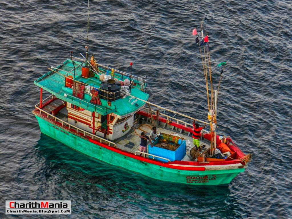Charithmania fishing boat sri lanka for Sri lanka fishing