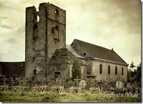 igreja destruida