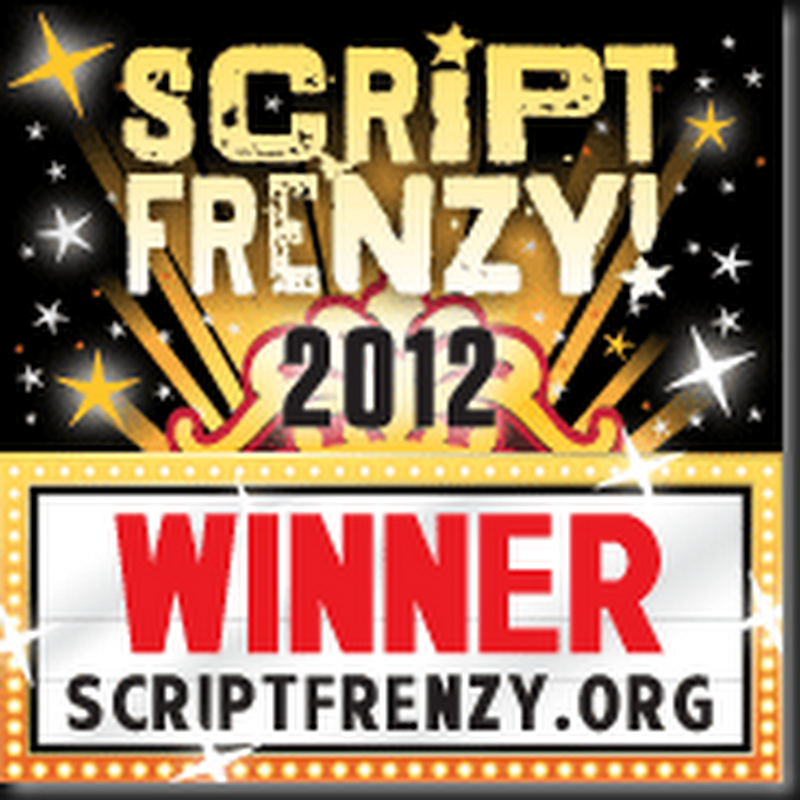 Script Frenzy 2012: Victory Is Official!