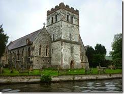 bisham church